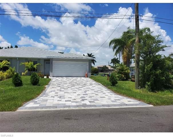 309 SW 47th Terrace, Cape Coral, FL 33914 (MLS #221029088) :: Avantgarde