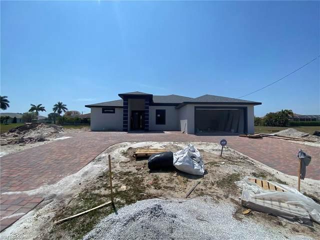 308 El Dorado Boulevard S, Cape Coral, FL 33991 (MLS #221029097) :: Wentworth Realty Group
