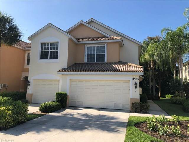 8440 Village Edge Circle #1, Fort Myers, FL 33919 (MLS #221029126) :: Domain Realty