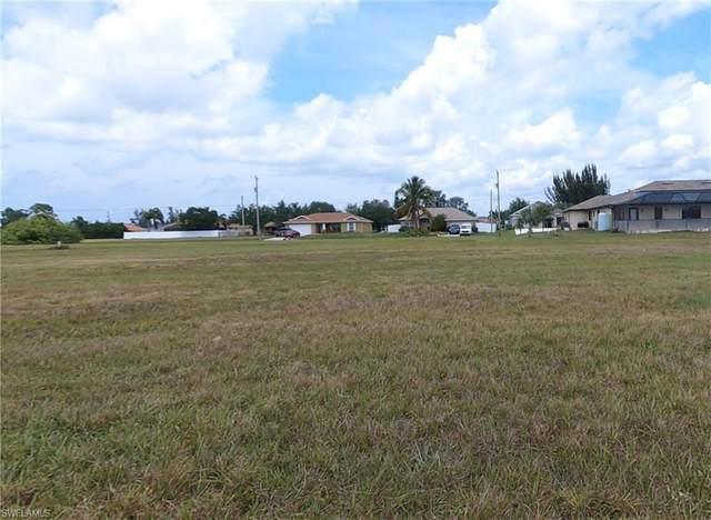 2451 Tropicana Parkway W, Cape Coral, FL 33993 (MLS #221029138) :: #1 Real Estate Services