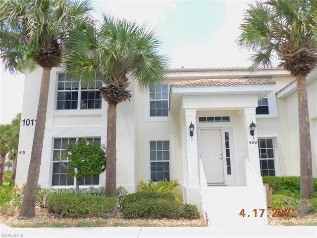10118 Colonial Country Club Boulevard #409, Fort Myers, FL 33913 (MLS #221029140) :: Domain Realty