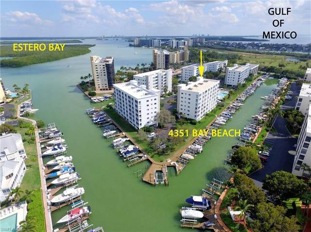 4351 Bay Beach Lane #331, Fort Myers Beach, FL 33931 (MLS #221029173) :: #1 Real Estate Services