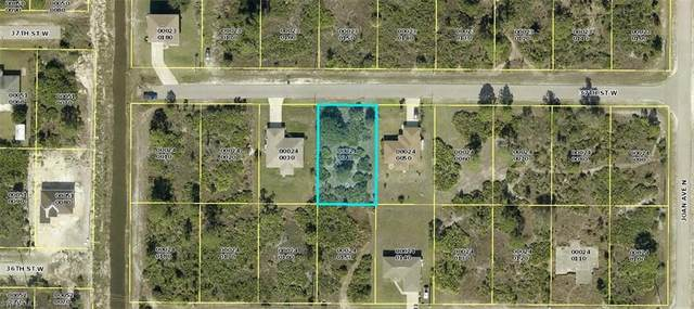 3011 37th Street W, Lehigh Acres, FL 33971 (MLS #221029413) :: Realty World J. Pavich Real Estate
