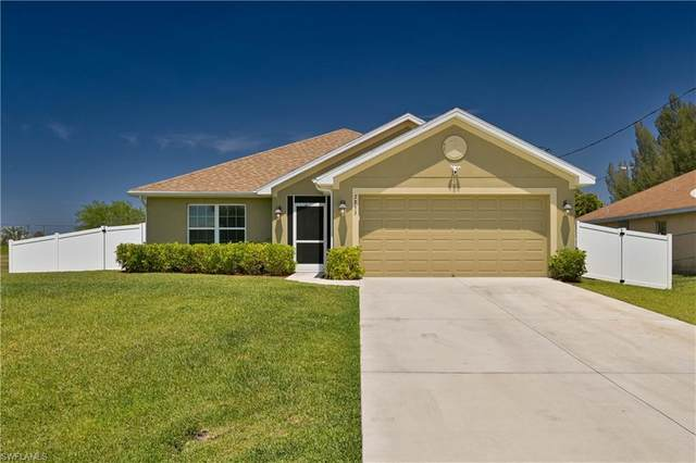 2853 NW 6th Terrace, Cape Coral, FL 33993 (MLS #221029439) :: Realty World J. Pavich Real Estate