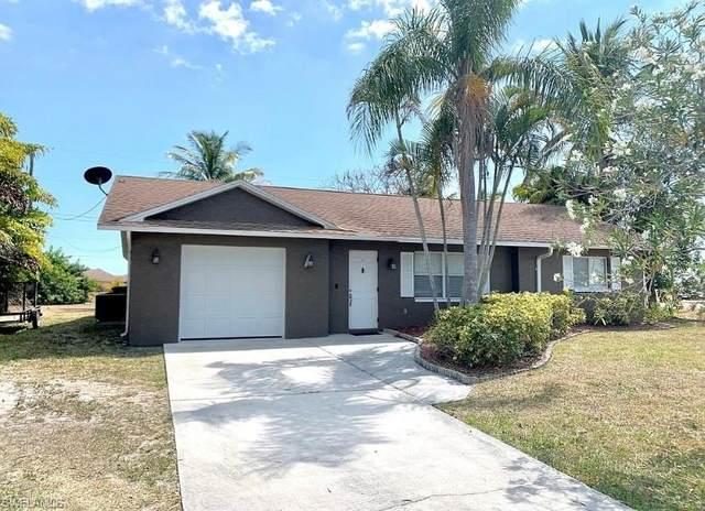 1524 SW 29th Terrace, Cape Coral, FL 33914 (MLS #221029449) :: Team Swanbeck