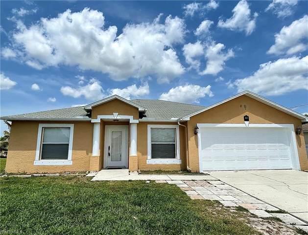 3910 11th Street W, Lehigh Acres, FL 33971 (MLS #221029520) :: #1 Real Estate Services