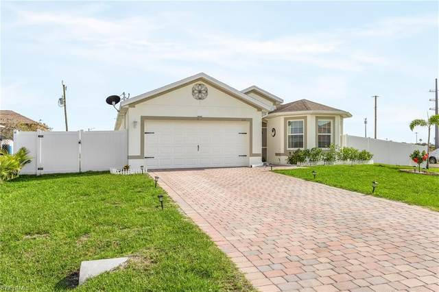 1132 NW 8th Terrace, Cape Coral, FL 33993 (MLS #221029595) :: Medway Realty