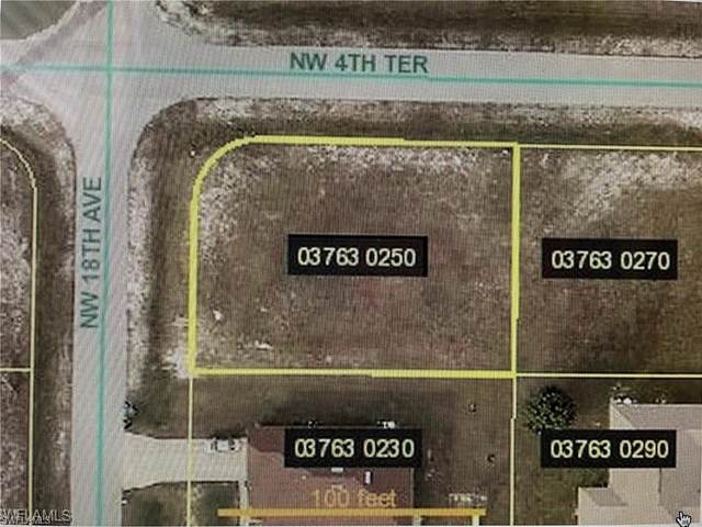 425 NW 18th Avenue, Cape Coral, FL 33993 (MLS #221029735) :: Waterfront Realty Group, INC.