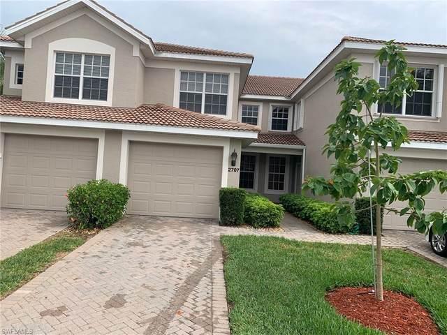 11022 Mill Creek Way #2707, Fort Myers, FL 33913 (MLS #221029939) :: BonitaFLProperties