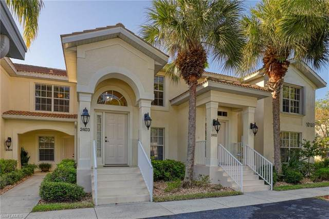 10109 Colonial Country Club Boulevard #2403, Fort Myers, FL 33913 (#221029962) :: Southwest Florida R.E. Group Inc