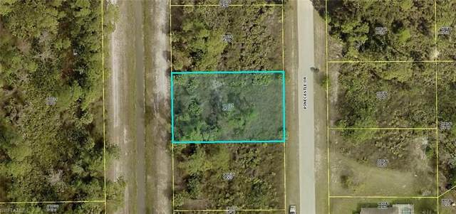 725 Pinecastle Drive, Lehigh Acres, FL 33974 (MLS #221030027) :: Medway Realty