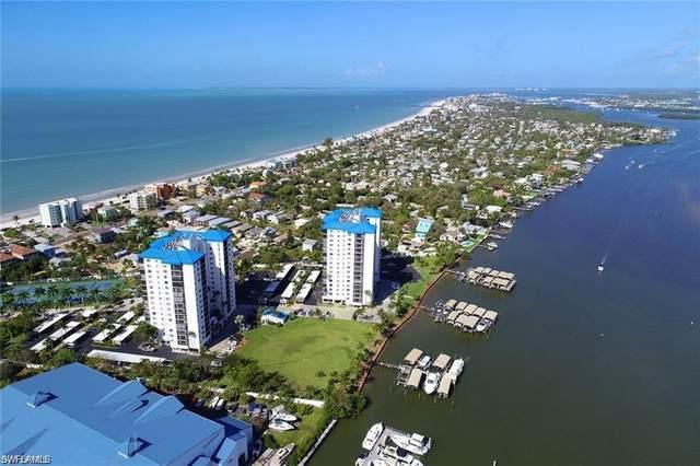 4753 Estero Boulevard #1404, Fort Myers Beach, FL 33931 (MLS #221030053) :: Tom Sells More SWFL | MVP Realty