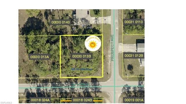 500 W 10th Street, Lehigh Acres, FL 33972 (MLS #221030068) :: Medway Realty