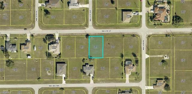 2436 NW 4th Street, Cape Coral, FL 33993 (MLS #221030117) :: Medway Realty