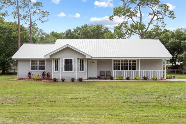 1212 Woods Drive, FORT DENAUD, FL 33935 (MLS #221030186) :: Medway Realty