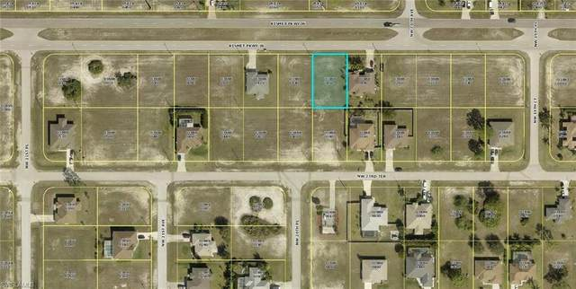 2014 Kismet Parkway W, Cape Coral, FL 33993 (MLS #221030291) :: Medway Realty