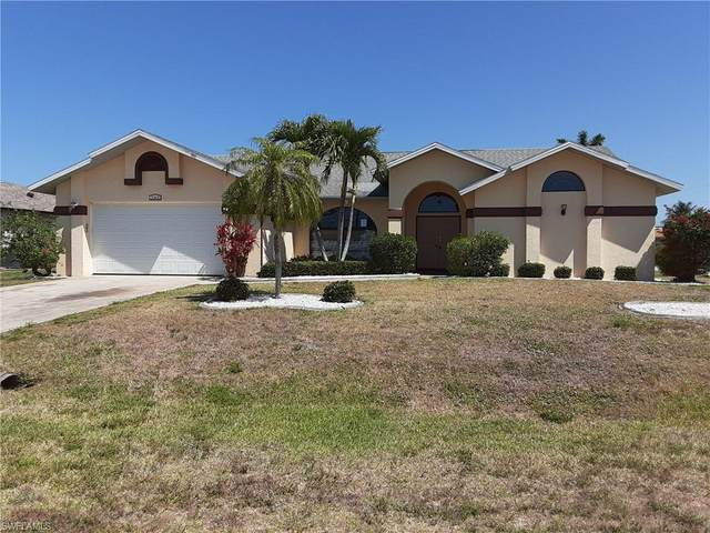 2301 SW 40th Terrace, Cape Coral, FL 33914 (#221030359) :: Caine Luxury Team