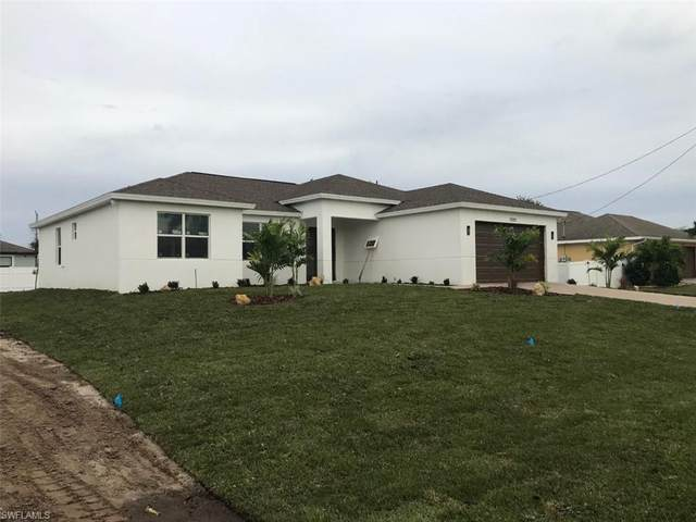 3023 SW 24th Avenue, Cape Coral, FL 33914 (MLS #221030373) :: Medway Realty