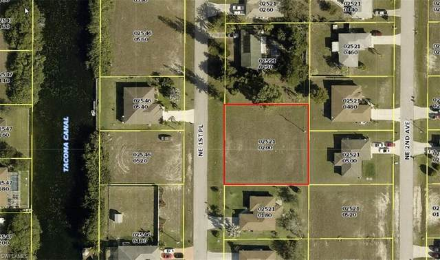 2129 NE 1st Place, Cape Coral, FL 33909 (MLS #221030396) :: Medway Realty