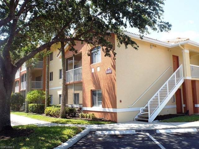6450 Aragon Way #207, Fort Myers, FL 33966 (MLS #221030606) :: Wentworth Realty Group