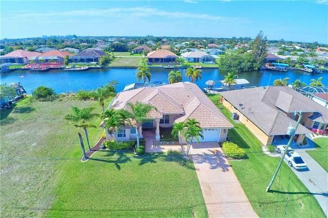 2544 SW 37th Terrace, Cape Coral, FL 33914 (MLS #221030649) :: Florida Homestar Team