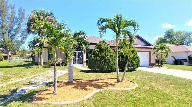 219 SE 30th Street, Cape Coral, FL 33904 (MLS #221030888) :: Domain Realty