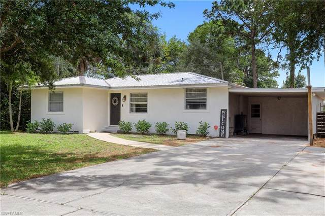 1856 Hill Avenue, Fort Myers, FL 33901 (MLS #221031286) :: Wentworth Realty Group
