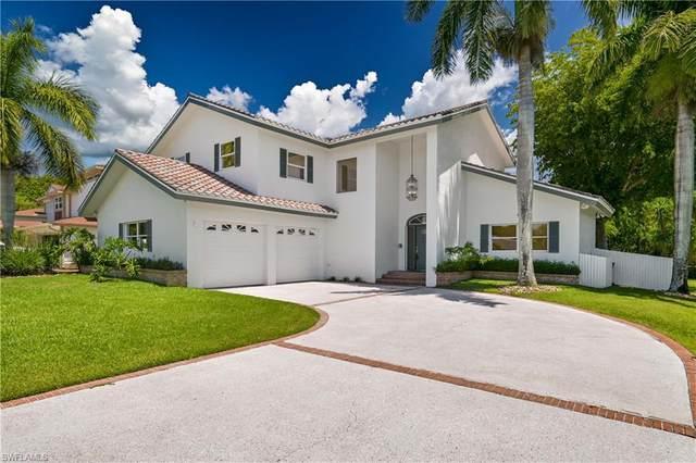 8380 Aqua Cove Lane, North Fort Myers, FL 33903 (#221031505) :: The Michelle Thomas Team