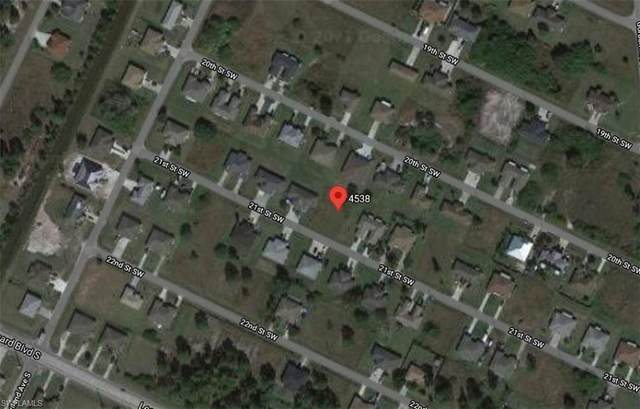 2611 59th Street W, Lehigh Acres, FL 33971 (MLS #221031569) :: BonitaFLProperties