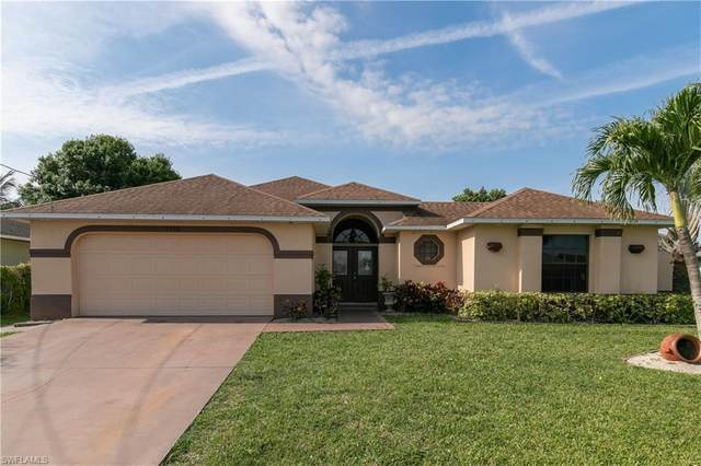 1918 SE 4th Street, Cape Coral, FL 33990 (MLS #221031602) :: RE/MAX Realty Team