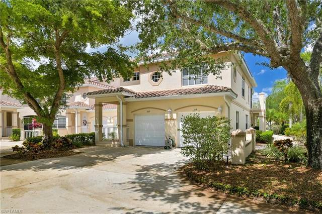 9070 Palmas Grandes Boulevard #107, Bonita Springs, FL 34135 (MLS #221031821) :: Medway Realty