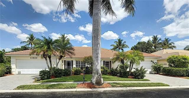 13860 Lily Pad Circle, Fort Myers, FL 33907 (MLS #221031830) :: Domain Realty