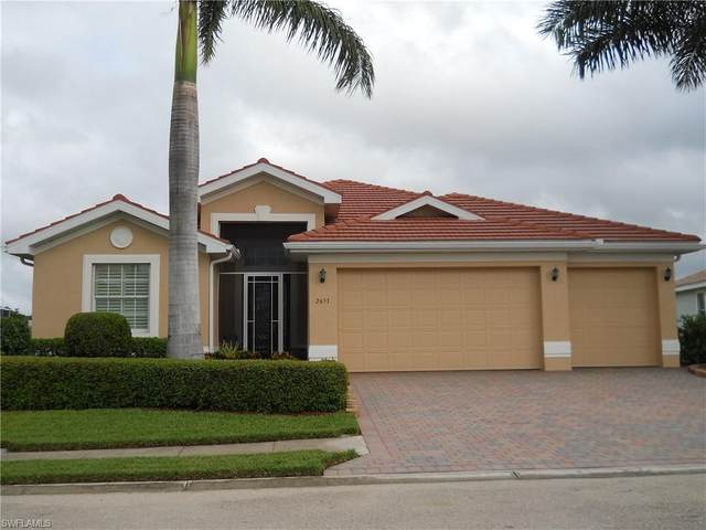 2653 Stonyhill Court, Cape Coral, FL 33991 (MLS #221031914) :: Domain Realty