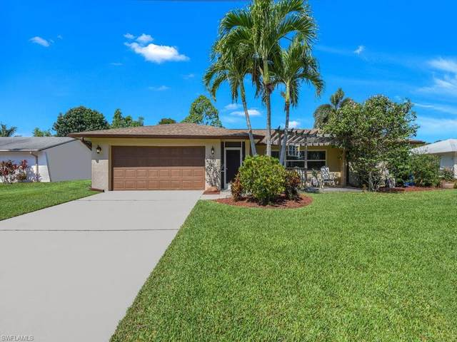 5589 Amoroso Drive, Fort Myers, FL 33919 (MLS #221032061) :: RE/MAX Realty Team