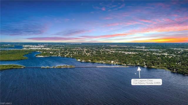 236 Lagoon Drive, Fort Myers, FL 33905 (MLS #221032454) :: Domain Realty