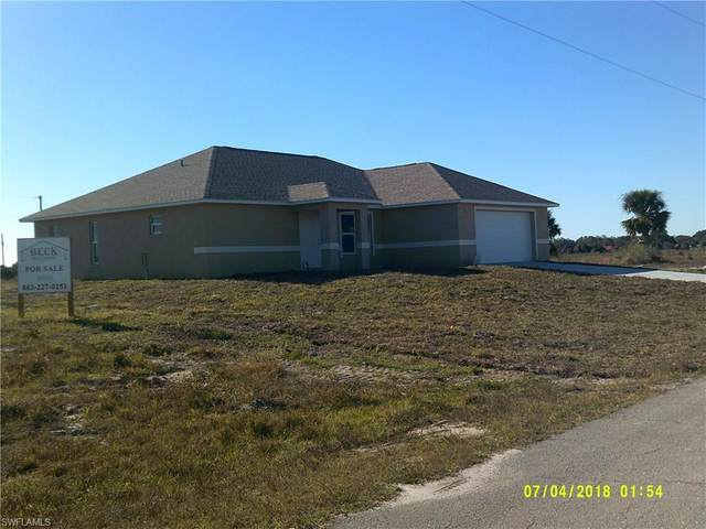 1393 N Hilton Circle, Labelle, FL 33935 (MLS #221032468) :: Premiere Plus Realty Co.