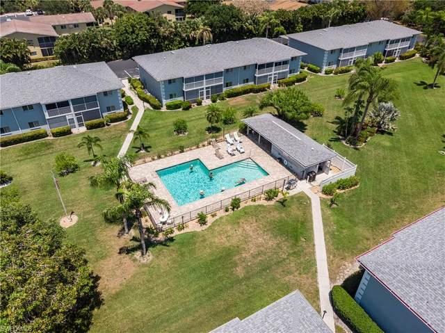 8130 Summerlin Village Circle #208, Fort Myers, FL 33919 (MLS #221032590) :: BonitaFLProperties