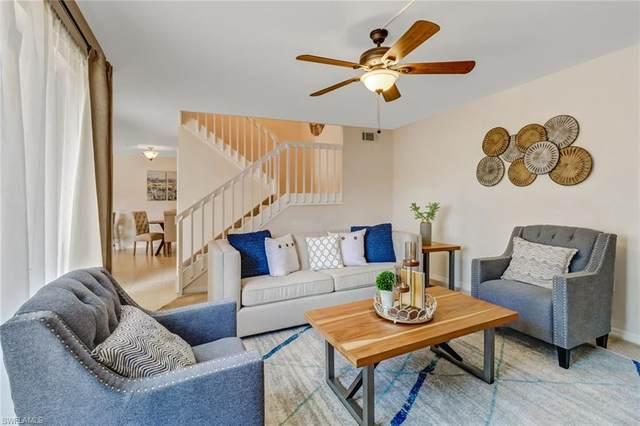 5252 Cedarbend Drive #2, Fort Myers, FL 33919 (#221032794) :: The Dellatorè Real Estate Group