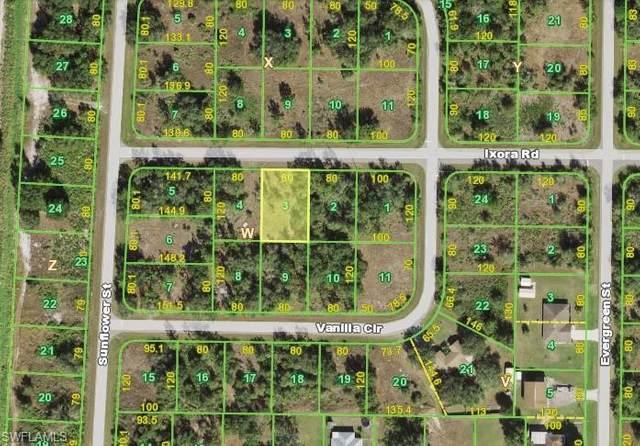 29339 Ixora Road, Punta Gorda, FL 33982 (MLS #221032864) :: Wentworth Realty Group