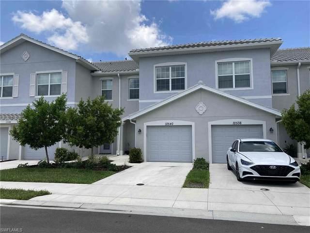 12540 Westhaven Way, Fort Myers, FL 33913 (MLS #221032873) :: BonitaFLProperties