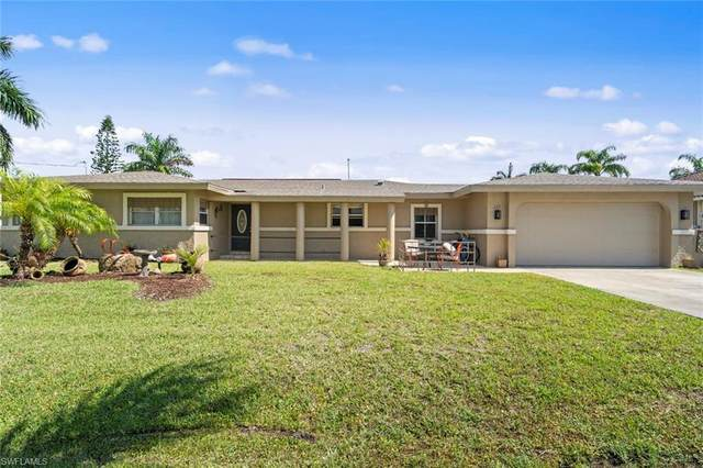 133 SW 49th Terrace, Cape Coral, FL 33914 (MLS #221032978) :: Domain Realty