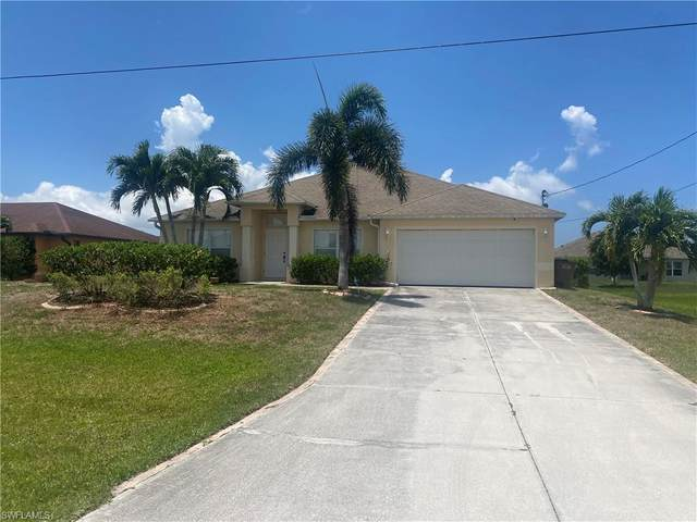 512 NW 24th Place, Cape Coral, FL 33993 (MLS #221033245) :: Premier Home Experts