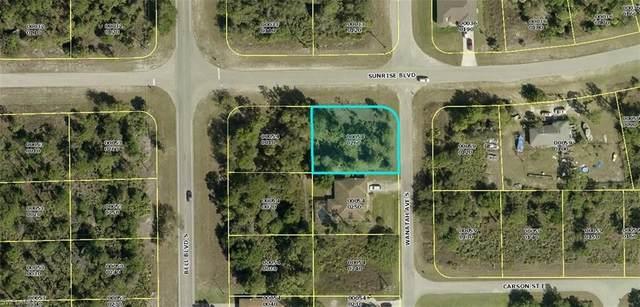 210 Wanatah Avenue, Lehigh Acres, FL 33974 (MLS #221033289) :: Wentworth Realty Group