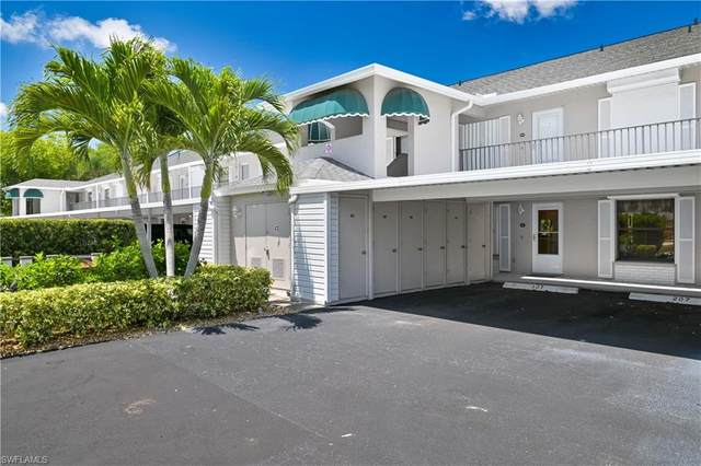 4718 SW 12th Place #107, Cape Coral, FL 33914 (MLS #221033294) :: Florida Homestar Team