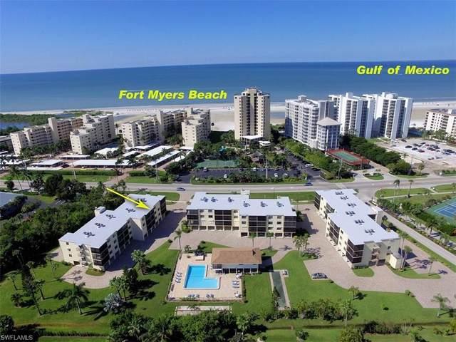 6665 Estero Boulevard #322, Fort Myers Beach, FL 33931 (#221033436) :: Southwest Florida R.E. Group Inc