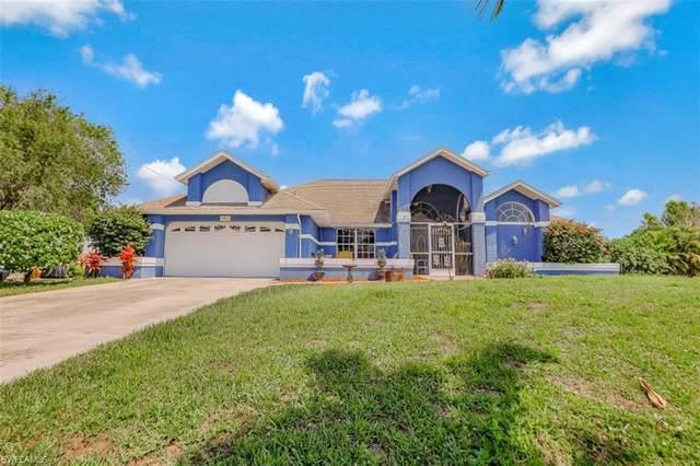 409 SW 44th Terrace, Cape Coral, FL 33914 (MLS #221033523) :: Florida Homestar Team