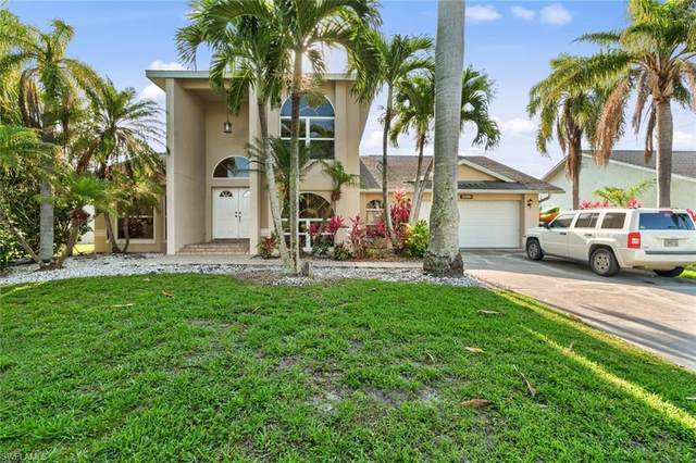 5015 SW 8th Place, Cape Coral, FL 33914 (MLS #221033562) :: Domain Realty