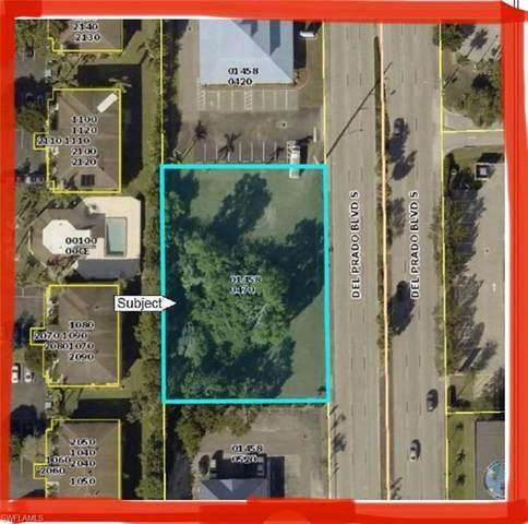 220 Del Prado Boulevard S, Cape Coral, FL 33990 (MLS #221033590) :: Wentworth Realty Group
