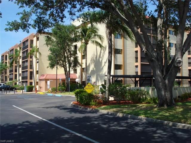 2121 Collier Avenue #405, Fort Myers, FL 33901 (MLS #221033640) :: BonitaFLProperties