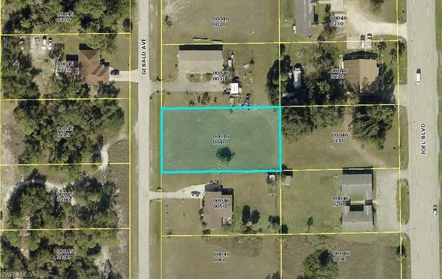 758 Gerald Avenue, Lehigh Acres, FL 33936 (MLS #221033686) :: Premier Home Experts